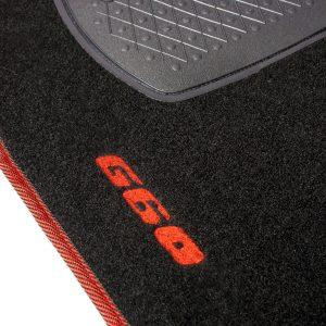 Alfombrillas Golf Mk2 G60