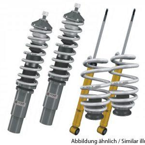 Amortiguadores de cuerpo roscado Lowtec Comp Golf Mk3