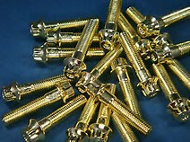 tornillos bbs rm oro