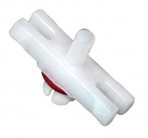 Set 50 clips para varillas laterales golf 1