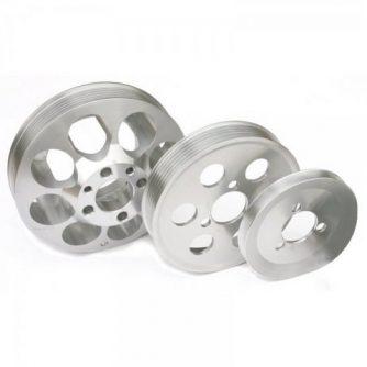 DGS-40194_Tuning-Riemenscheibensatz-Kurbelwelle-Wasserpumpe-Servopumpe-aus-Aluminium-fuer-alle-G60-3-teilig