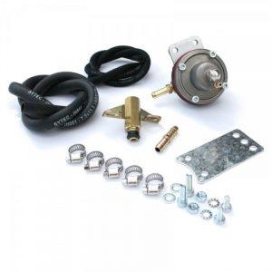 Acumulador/regulador de la presión de combustible