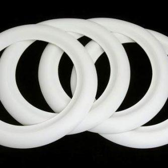 bandas blancas