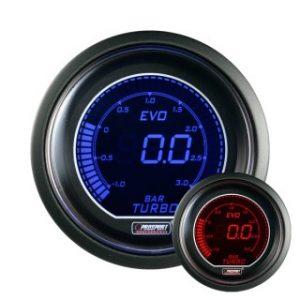 Manómetro Digital Pro-Sport presión turbo o compresor