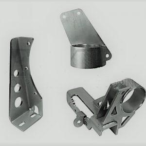 Soportes de motor para montar motores de golf 2 y 3 en golf mk1