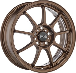 OZ RACING ALLEGGERITA HLT 4F MATT BRONZE